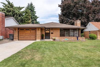Wenatchee Single Family Home For Sale: 936 Bryan St