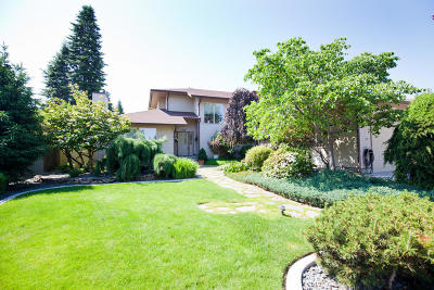 Wenatchee, Malaga Single Family Home For Sale: 1209 Jefferson St