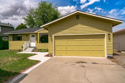 Wenatchee Single Family Home For Sale: 1350 Johnson Ct