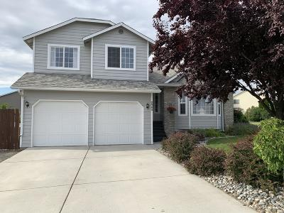East Wenatchee WA Single Family Home For Sale: $375,000