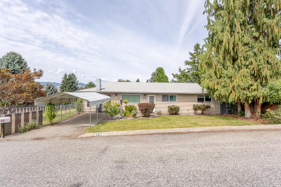 East Wenatchee Single Family Home For Sale: 600 N Minor Ave