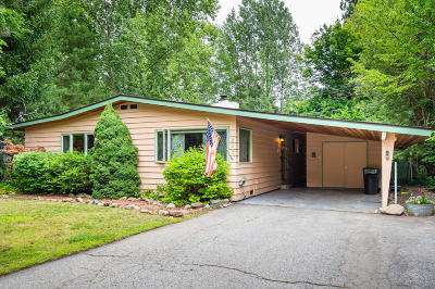Leavenworth WA Single Family Home For Sale: $425,000