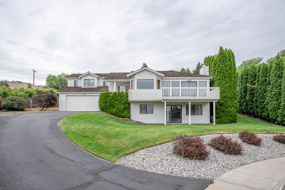 East Wenatchee WA Single Family Home Active - Contingent: $410,000