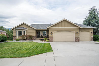 East Wenatchee WA Single Family Home For Sale: $584,900
