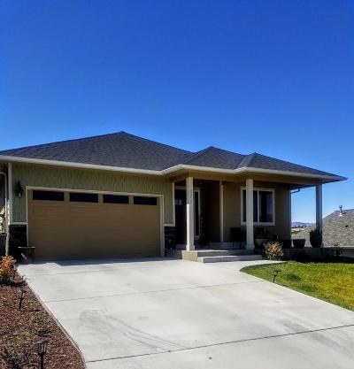 Wenatchee, Malaga Single Family Home For Sale: 3050 Riverview Ln