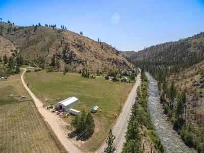 Entiat Single Family Home For Sale: 11320 Entiat River Rd