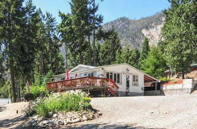 Chelan WA Manufactured Home For Sale: $285,000