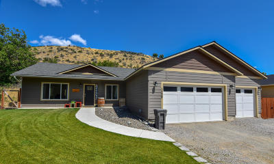 Entiat WA Single Family Home For Sale: $347,900