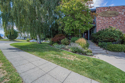 Wenatchee Condo/Townhouse For Sale: 201 Pennsylvania Ave #6