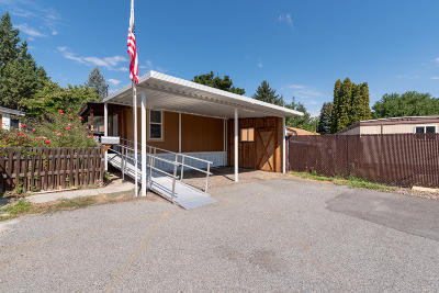 Wenatchee Manufactured Home For Sale: 1130 Maple St #92