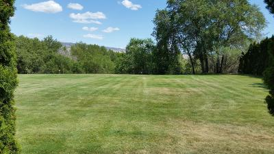 Wenatchee Residential Lots & Land For Sale: Nna Debord Dr