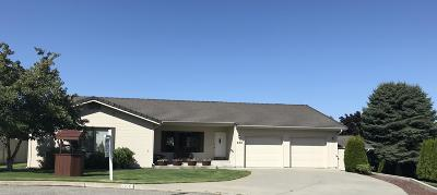 East Wenatchee, Rock Island, Orondo Single Family Home For Sale: 650 Nelson Pl
