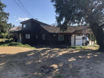 Wenatchee, Malaga Single Family Home For Sale: 1219 American Fruit Rd
