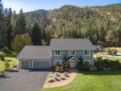 Leavenworth Single Family Home For Sale: 7970 Icicle Rd