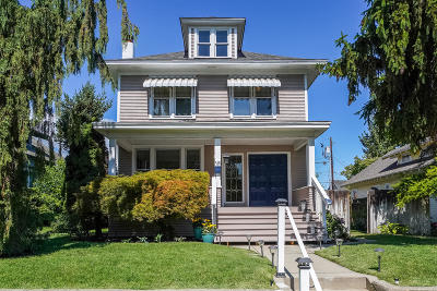 Wenatchee, Malaga Single Family Home Active - Contingent: 510 Douglas St