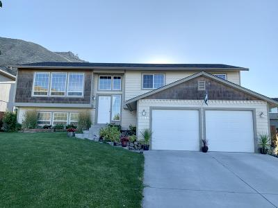 Wenatchee WA Single Family Home For Sale: $365,900