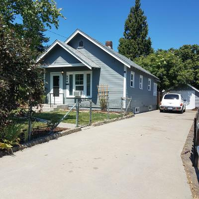 Wenatchee Single Family Home For Sale: 344 Terminal Ave