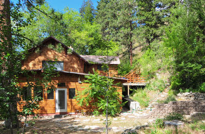 Entiat Single Family Home For Sale: 9606 Entiat River Rd