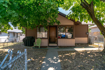 Wenatchee Multi Family Home For Sale: 903 Methow St
