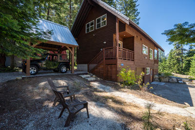 Leavenworth Single Family Home For Sale: 22639 Chiwawa River Rd