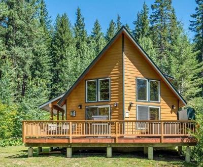 Leavenworth Single Family Home For Sale: 18225 Sunland Dr