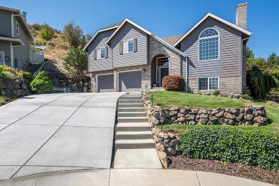 Wenatchee WA Single Family Home For Sale: $424,900