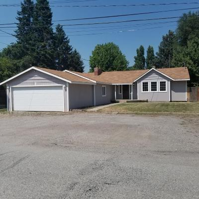 Wenatchee Single Family Home For Sale: 1706 Locust St