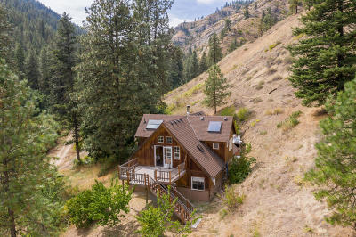 Single Family Home For Sale: 6430 Tripp Canyon Rd
