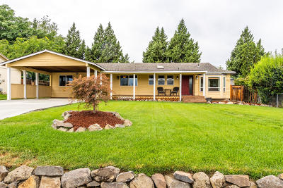 Wenatchee Single Family Home For Sale: 1308 Cascade St