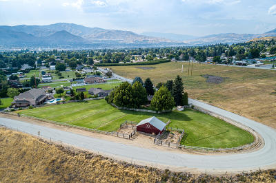 East Wenatchee Single Family Home For Sale: 2050 Glen St