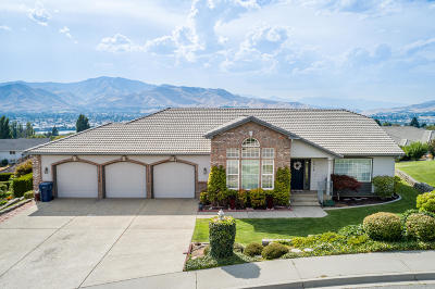 East Wenatchee Single Family Home Active - Contingent: 1978 Diamond Ct