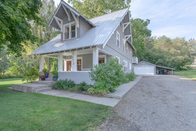 Chelan County Single Family Home For Sale: 8010 Taber Rd