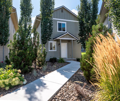 Wenatchee Single Family Home For Sale: 300 Saddlehorn Ln