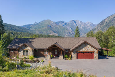 Chelan County Single Family Home For Sale: 444 Dempsey Rd