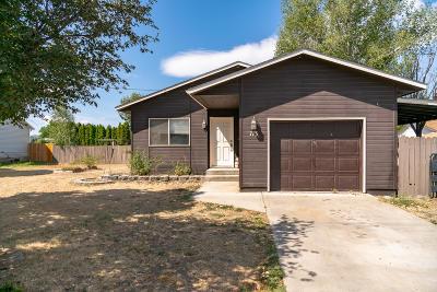 Okanogan Single Family Home For Sale: 713 Locust St