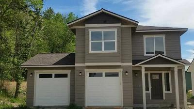 Chelan County Single Family Home For Sale: 414 Riverside Meadow