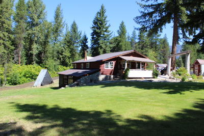 Leavenworth Single Family Home For Sale: 22 Lazy Days Ln
