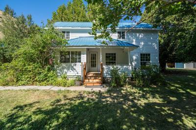 Entiat Single Family Home For Sale: 8414 Entiat River Rd