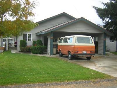 Leavenworth WA Single Family Home For Sale: $550,000