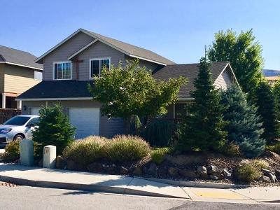 East Wenatchee, Rock Island, Orondo Single Family Home For Sale: 2604 Semolina Loop