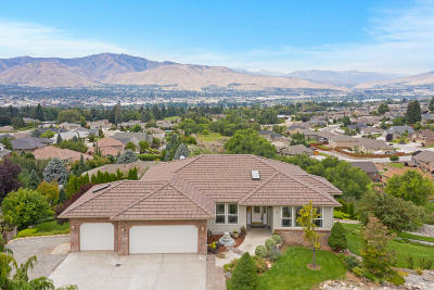 East Wenatchee Single Family Home For Sale: 805 Briarwood Dr
