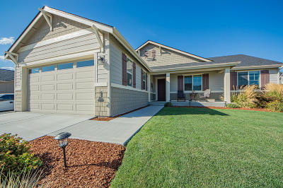 East Wenatchee Single Family Home For Sale: 1767 S Blanchard Loop