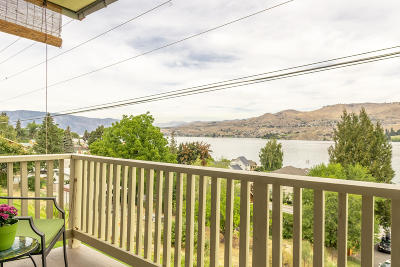 Chelan Condo/Townhouse For Sale: 1902 W Prospect St #204
