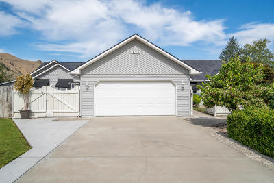 Wenatchee, Malaga Single Family Home For Sale: 824 Willowbrook Dr