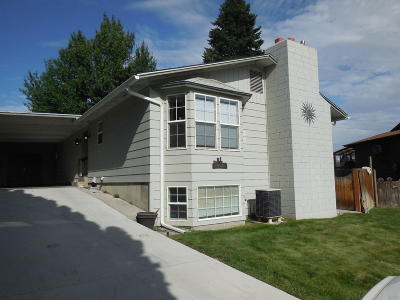 East Wenatchee Single Family Home For Sale: 607 N Minor Ave
