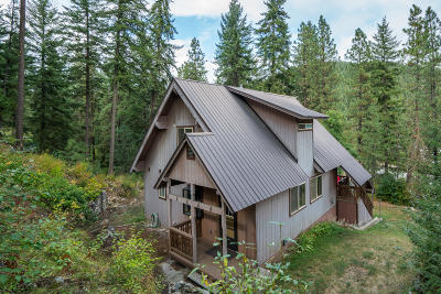 Leavenworth Single Family Home For Sale: 11500 Freund Canyon Rd