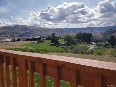 Chelan Single Family Home For Sale: 550 S Clifford St