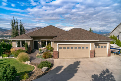 East Wenatchee Single Family Home For Sale: 2390 Catalina Dr