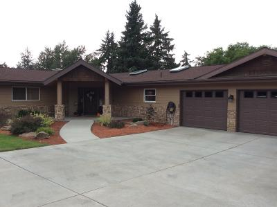 East Wenatchee Single Family Home For Sale: 1620 Eastmont Ave