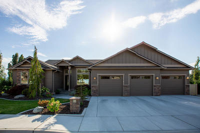 East Wenatchee Single Family Home For Sale: 317 Stoneridge Dr